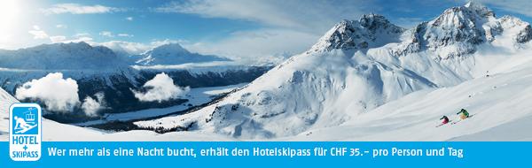 Hotel + Skipass